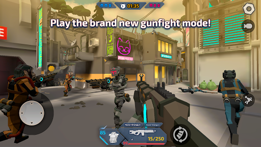 CALL OF GUNS: survival duty mobile online FPS