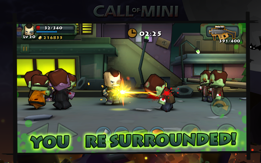 Call of Mini: Brawlers