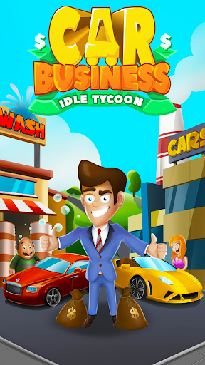 Car Business: Idle Tycoon - Idle Clicker Tycoon