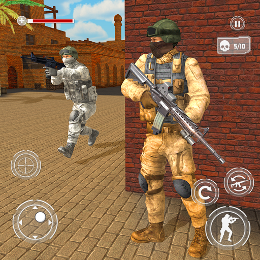 Counter Terrorist Stealth Mission Battleground War