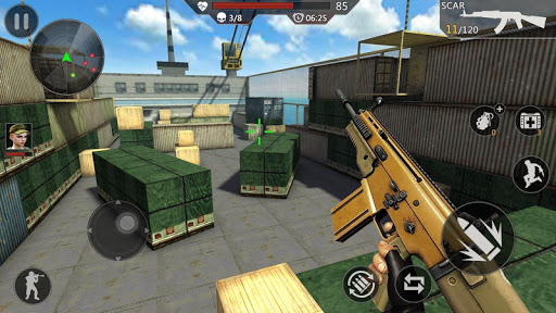 Game Cover Strike – 3D Team Shooter Cho Android