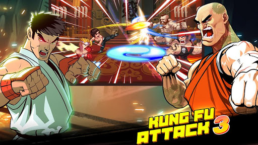 Kung Fu Attack 3 - Fantasy Fighting King
