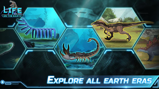 Life on Earth: Idle evolution games
