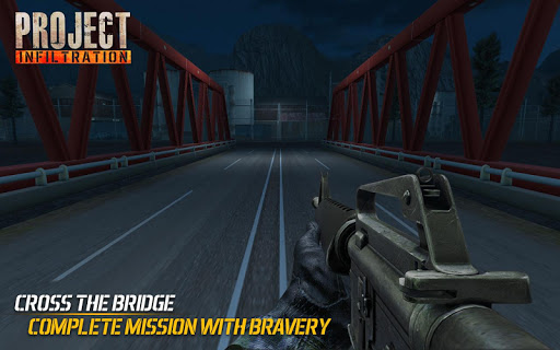 Mission Infiltration: Free Shooting Games 2020