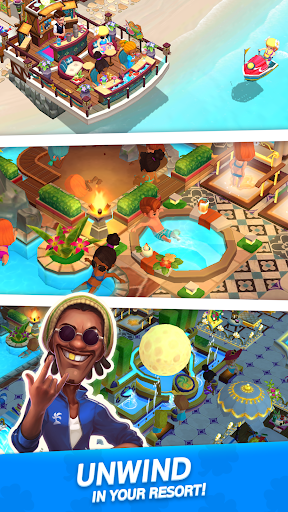 My Little Paradise : Resort Management Game