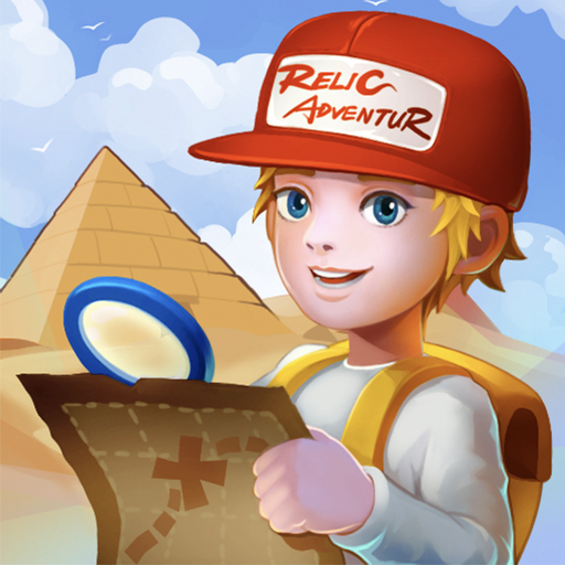 Relic Adventure - Rescue Cut Rope