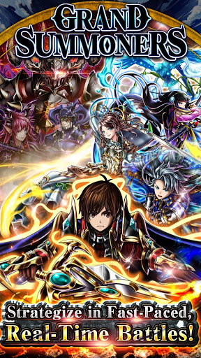 RPG Grand Summoners