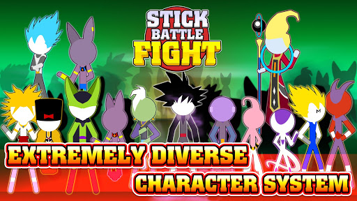 Stick Battle Fight