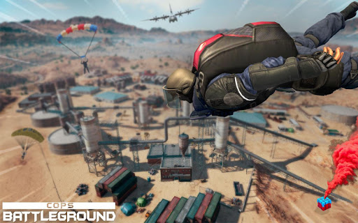 Battleground Survival Free FPS Shooting Game 2019