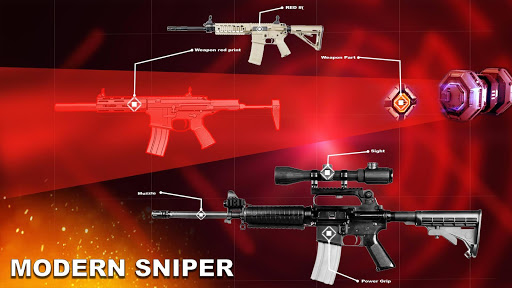 Call of Free WW Sniper Fire : Duty For War
