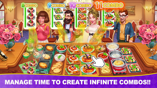 Cooking Frenzy: Madness Crazy Chef Cooking Games