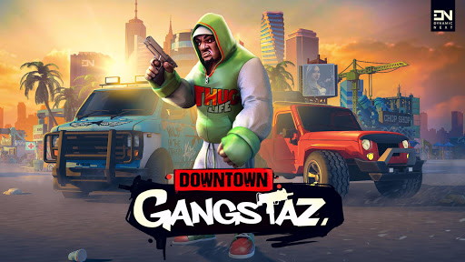 Downtown Gangstaz - Hood Wars