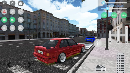 E30 Drift and Modified Simulator