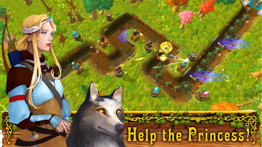 Fantasy Realm TD: Tower Defense Game