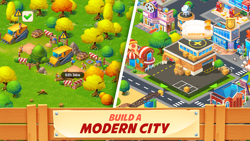 Farm City : Farming & City Island
