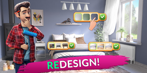 Flip This House: 3D Home Design Games