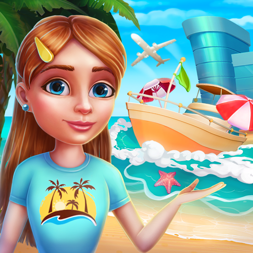 Hidden Resort: Adventure Bay v0.9.27 (Mod Apk Money) logo