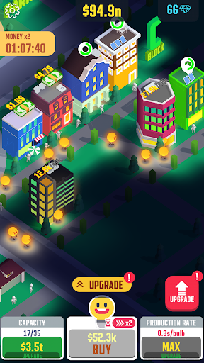 Idle Light City
