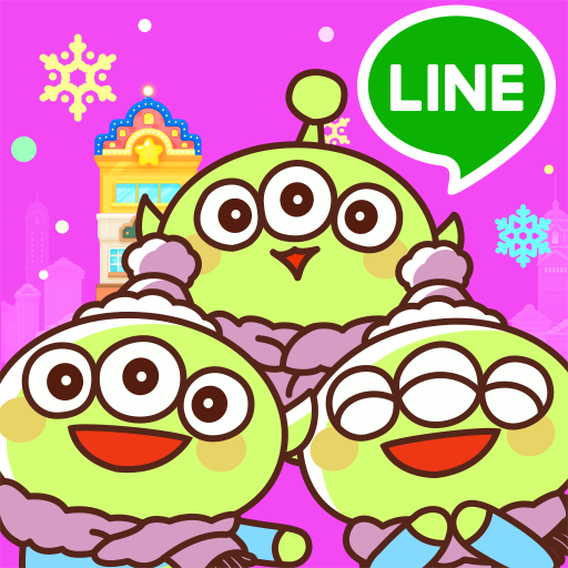 LINE: Pixar Tower