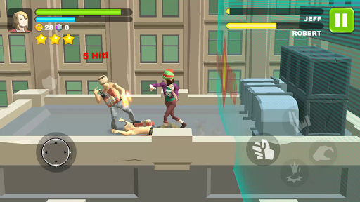 Rage City: Streets of Gang Fighting & Fury Fighter