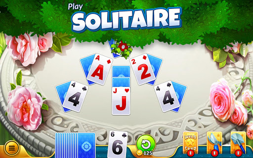 SoliTales: Solitaire Game + Garden & House Design