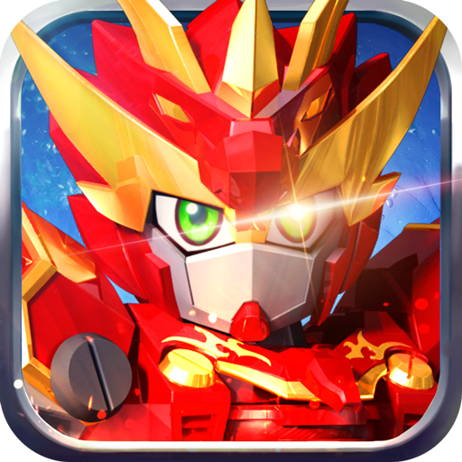 Superhero War: Robot Fight – City Action RPG v3.0 (Mod Apk) logo