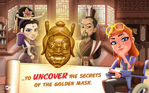👹 Unsung Heroes - The Golden Mask 👹