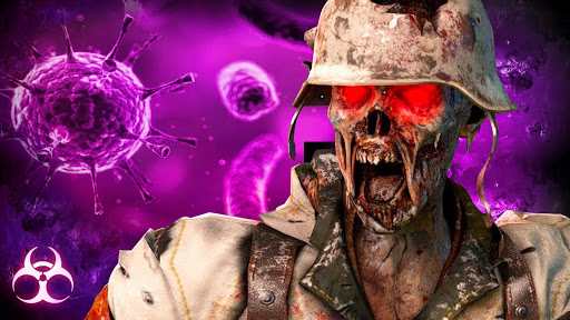 Zombie 3D Gun Shooter- Real Survival Warfare