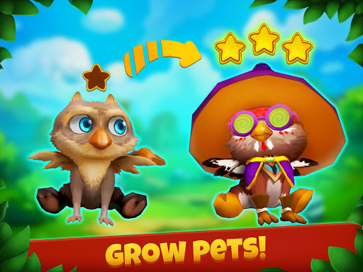 Epic Pets: Match 3 story with fashion animals