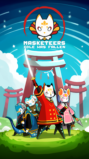 Masketeers : Idle Has Fallen