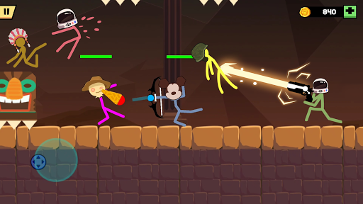 Stickman Fight Battle - Shadow Warriors