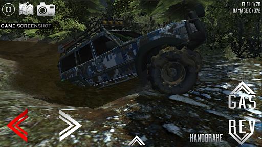 WHEELS IN MUD : OFF-ROAD SIMULATOR