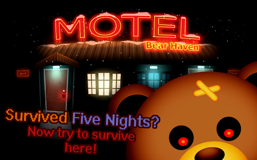 Bear Haven Nights Horror Survival