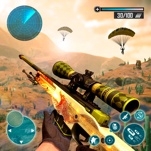 Call Of Fury – Global Counter Strike Black Ops v2.4 (Mod Apk) logo