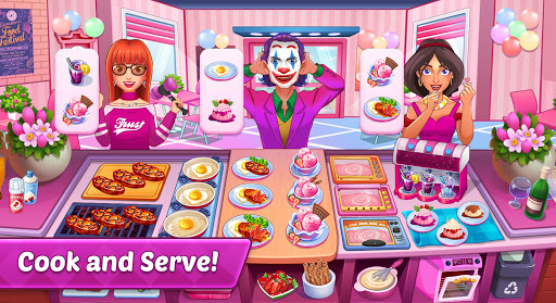 Cooking Family : Cooking Games Madness Restaurant