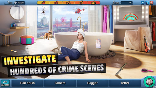 Criminal Case: The Conspiracy