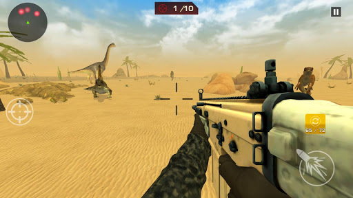 Dinosaur Hunt - Shooting Games