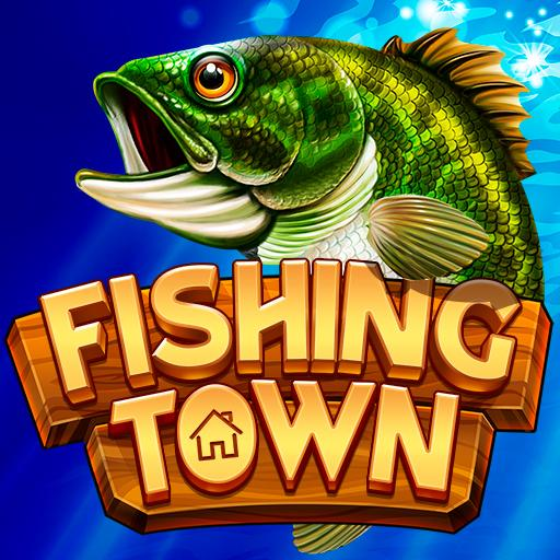 Fishing Town: 3D Fish Angler & Building