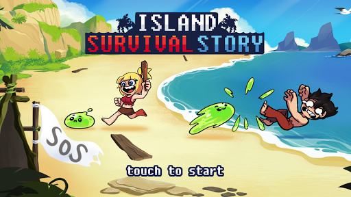 Island Survival Story