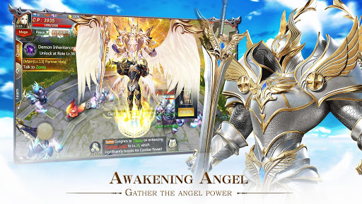 Land of Angel - Get Started Now!