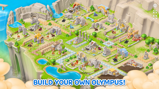 Legends Of Olympus: Farm & City Building Games