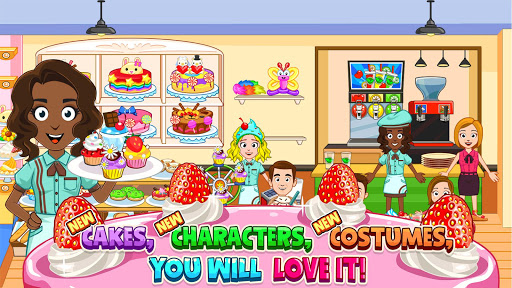 My Town : Bakery & Pizza Store Free
