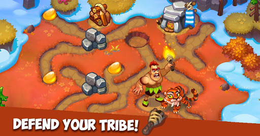 Puzzle Tribe: Time management game