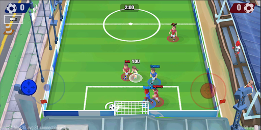 Football Battle - PvP en ligne
