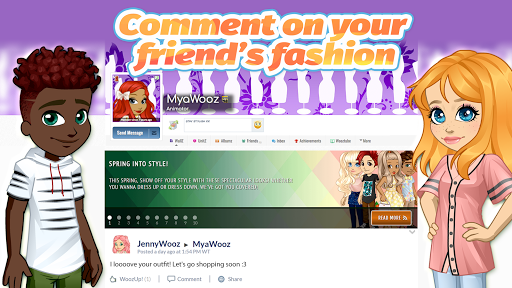 Woozworld - Fashion & Fame MMO