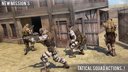 Army Mega Shooting Game: New FPS Games 2020