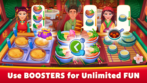 Asian Cooking Star: Crazy Restaurant Cooking Games