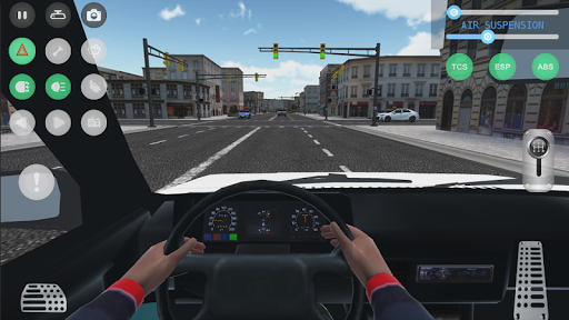 Car Parking and Driving Simulator