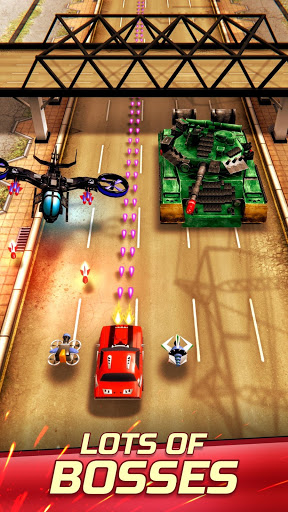 Chaos Road: Combat Racing