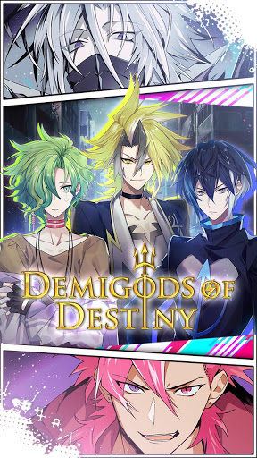 Demigods of Destiny:Romance Otome Game